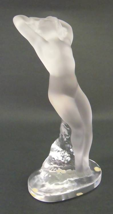 Lalique Dancer (arms up)