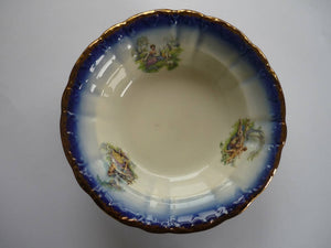 Imperial Staffordshire Pottery Jug and Bowl