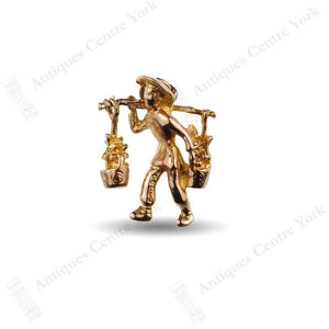 9ct Water Carrier Charm