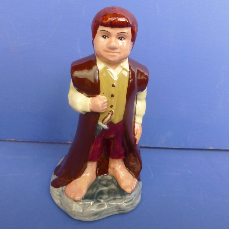 Royal Doulton Tolkien Middle Earth Lord Of The Rings Figurine - Bilbo HN2914