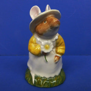Royal Doulton Brambly Hedge Figurine Primrose Woodmouse DBH8