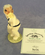 Beswick Out For A Duck Cricketer Limited edition with Certificate Yr 2000 from Sporting characters SC6
