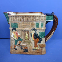 Royal Doulton Charles Dickens Series Ware Relief Jug Pitcher - The Pickwick Papers