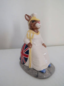 Royal Doulton Britannia Bunnykins Limited Edition