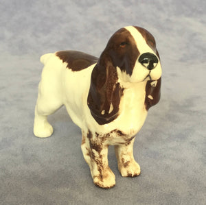Beswick small Spaniel model number 1754