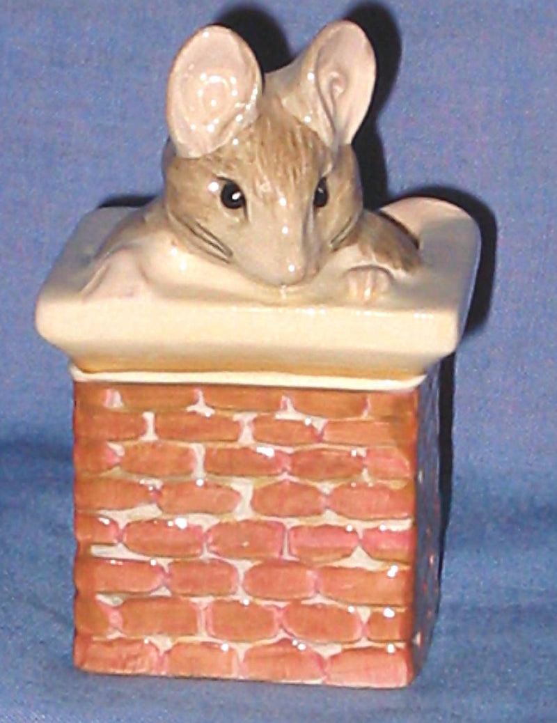 Royal Albert ex Beswick Beatrix Potter Tom Thumb. BP6A + box