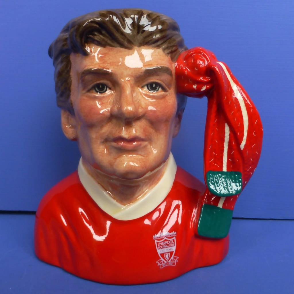 Royal Doulton Football Supporters Character Jug - Liverpool Football Club D6930