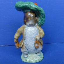 Royal Albert Beatrix Potter Figurine - Benjamin Bunny - Boxed