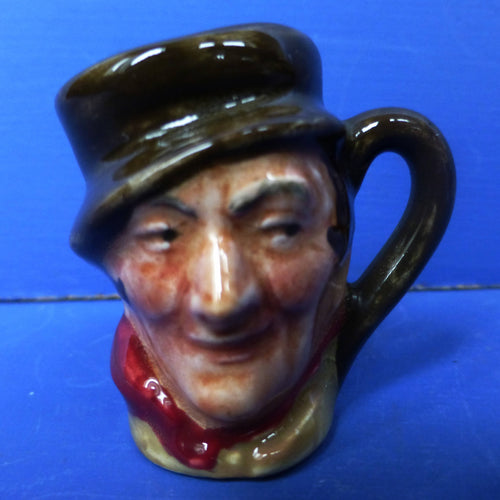 Royal Doulton Tiny Character Jug Sam Weller D6147