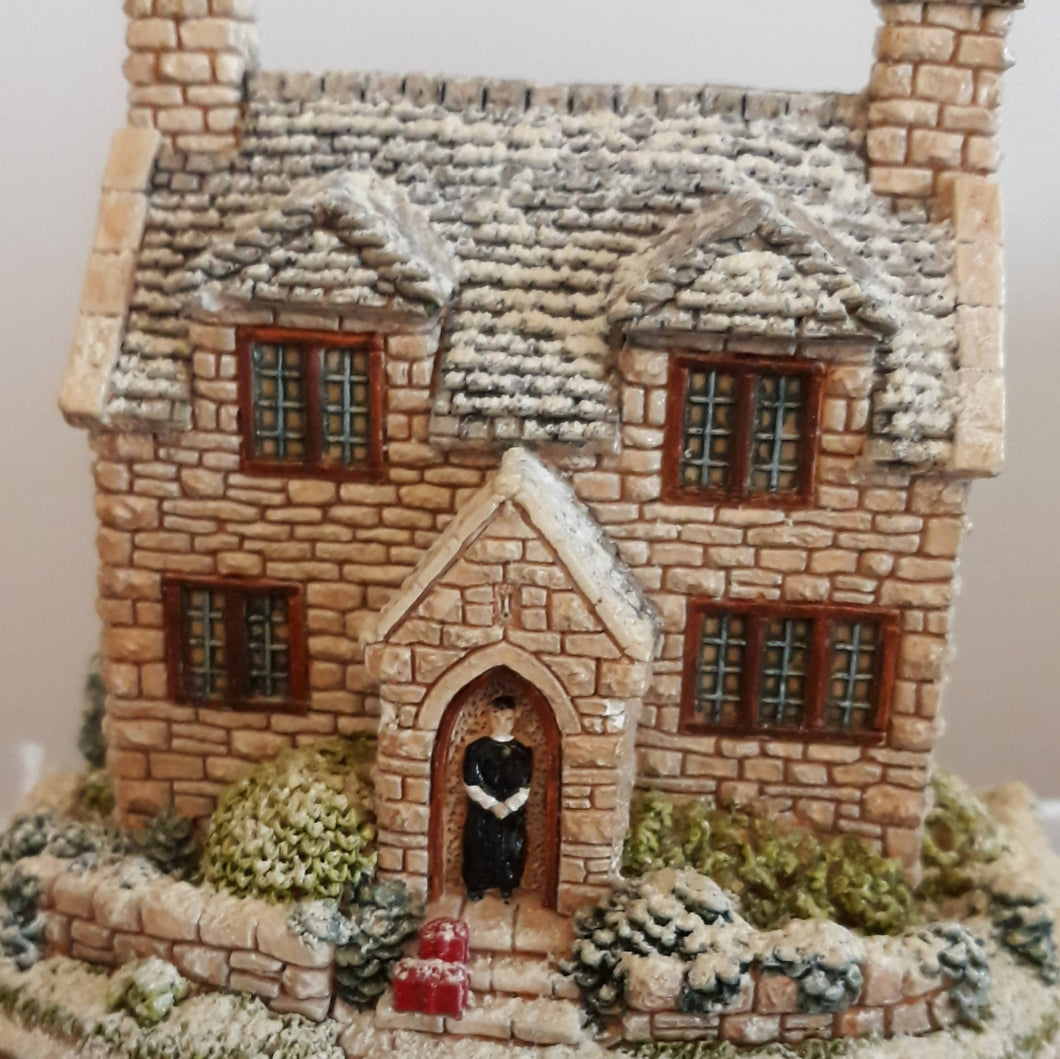 lilliput Lane Cottage called The Vicarage