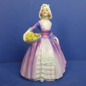 Royal Doulton Miniature Figurine - Janet M75
