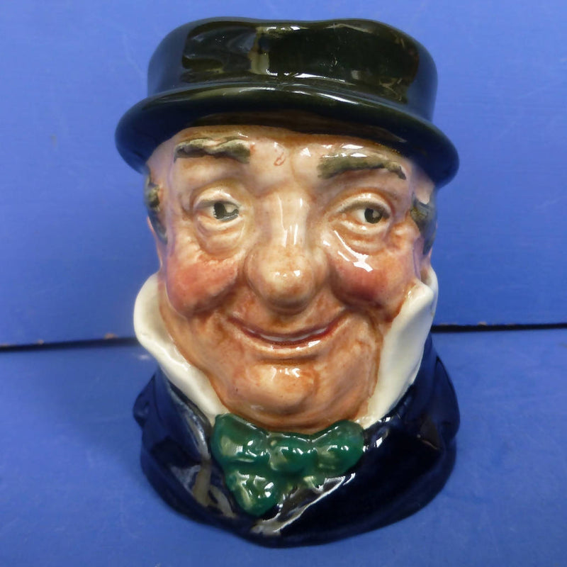 Royal Doulton Small Dickens Character Jug - Captain Cuttle D5842