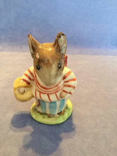 Beswick Beatrix Potter Mouse Figure Mrs Tittlemouse BP3