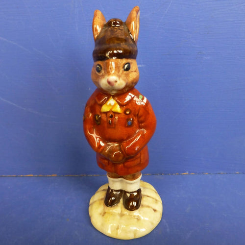 Royal Doulton Bunnykins Figurine - Brownie DB61