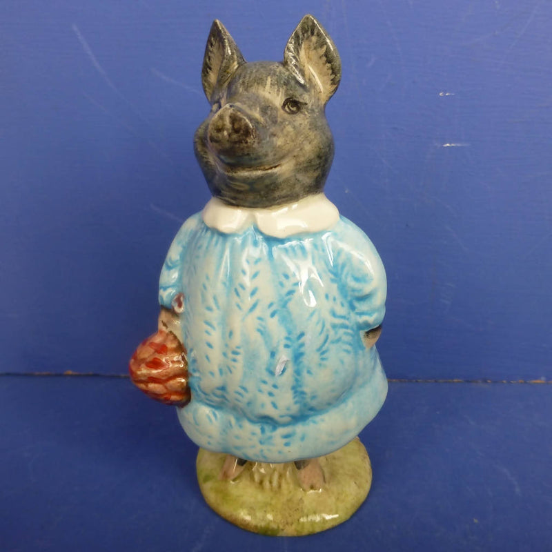 Beswick Beatrix Potter Figurine - Pig-Wig BP3B