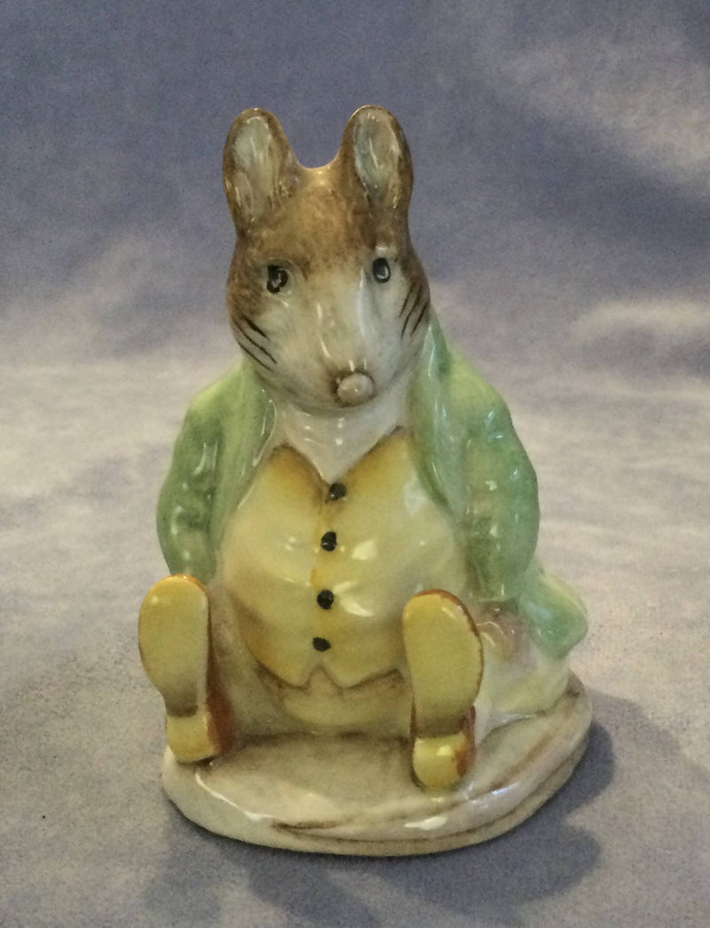 Beswick Samuel Whiskers Beatrix Potter Figure Figurine 1974-85 BP3