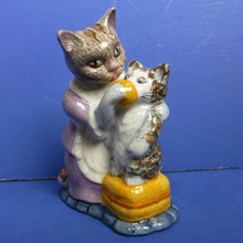 Beswick Beatrix Potter Figurine - Tabitha Twitchit and Miss Moppet BP3B