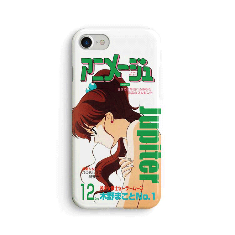 info for 62e3f a46b7 Sailor Moon Characters Phone Case