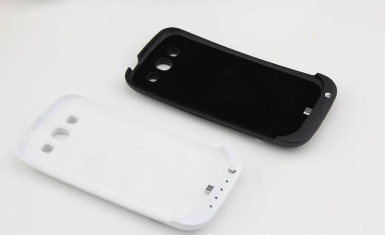 **CLEARANCE** Samsung Galaxy S3 Battery Extender Case (3200 mAH) - Plus Battery Cases