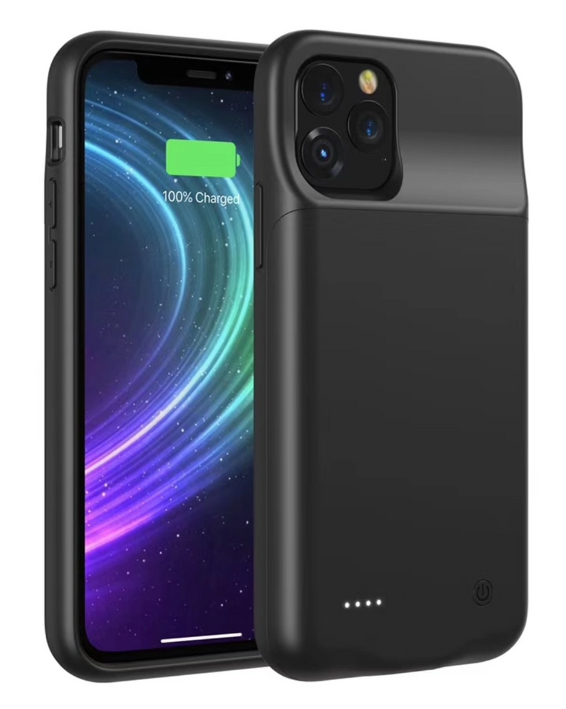 iPhone 11 Pro Wireless Charging Battery Case (3500mah) - Plus Battery Cases