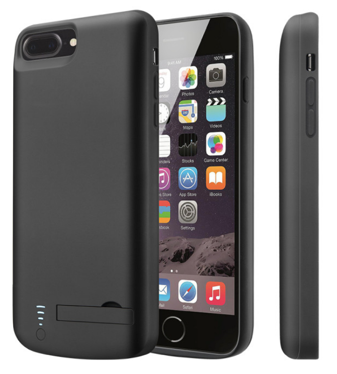 iPhone 6/6S Battery Case (5000 mAh) - Plus Battery Cases