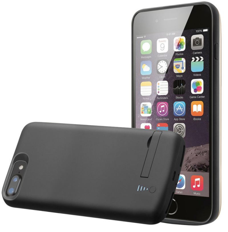 new style 024af f5d77 iPhone 6/6S Plus Battery Case (8000 mAh)