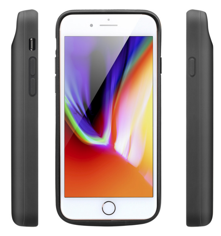 iPhone 8 Plus Battery Case (8000 mAh) - Plus Battery Cases
