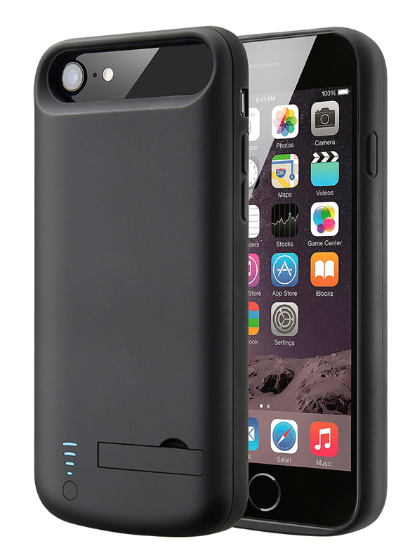 iPhone 8 Battery Case (5000 mAh) - Plus Battery Cases