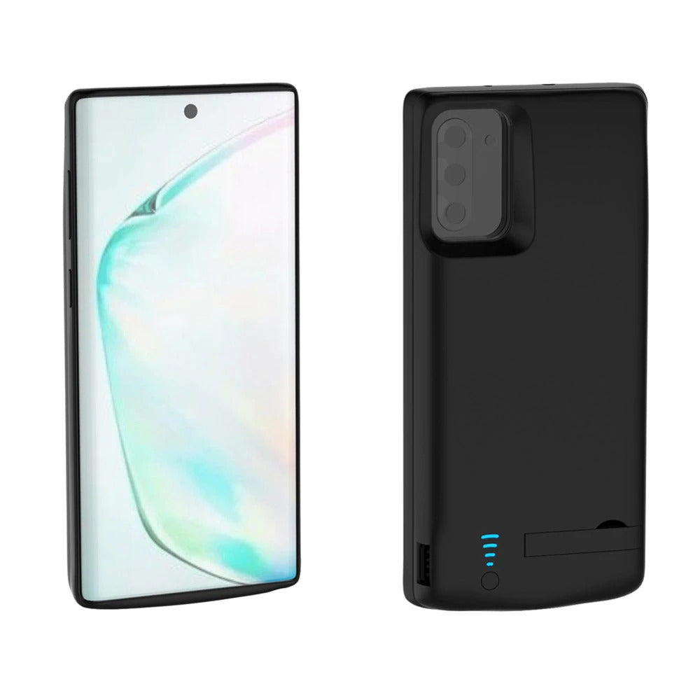 Samsung Galaxy Note 10 Battery Case (5000 mAh) - Plus Battery Cases