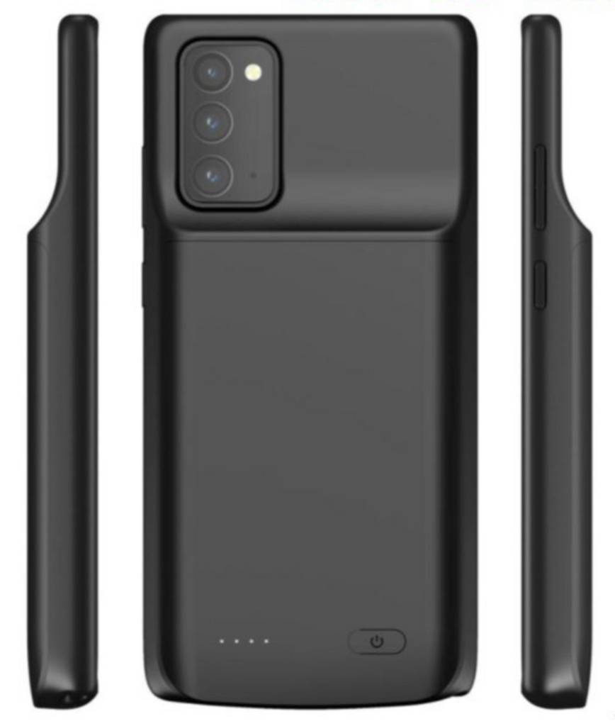 Samsung Galaxy Note 20 5G Battery Case (6000 mAh)