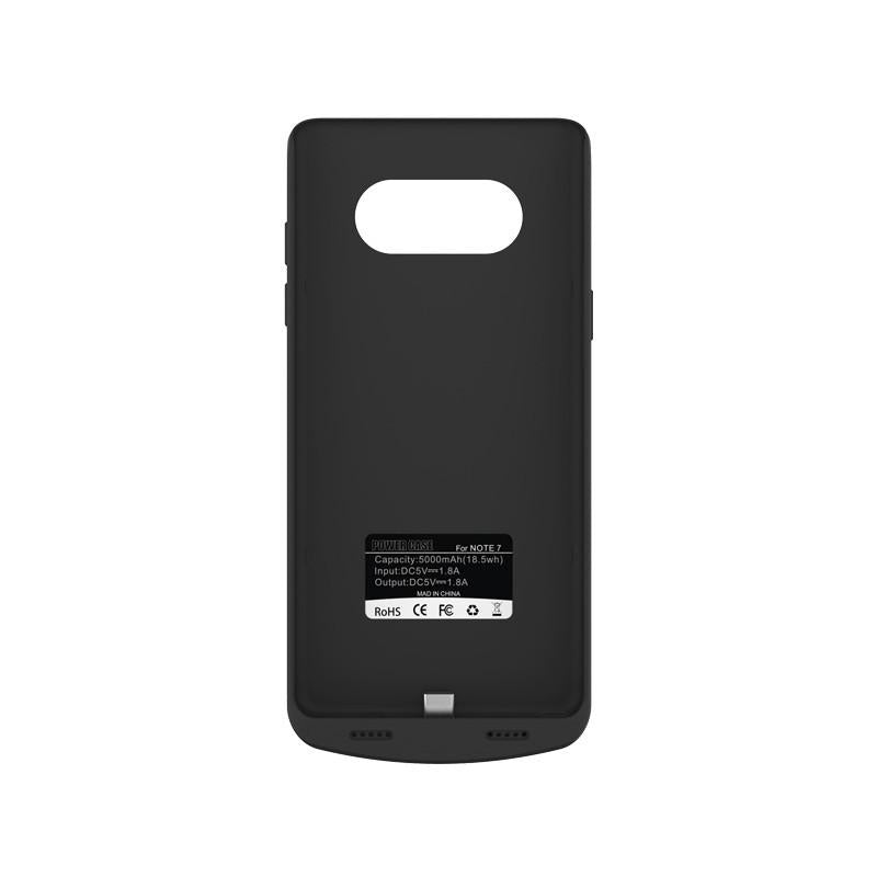Samsung Galaxy Note7 Battery Case (5000 mAh) - Plus Battery Cases