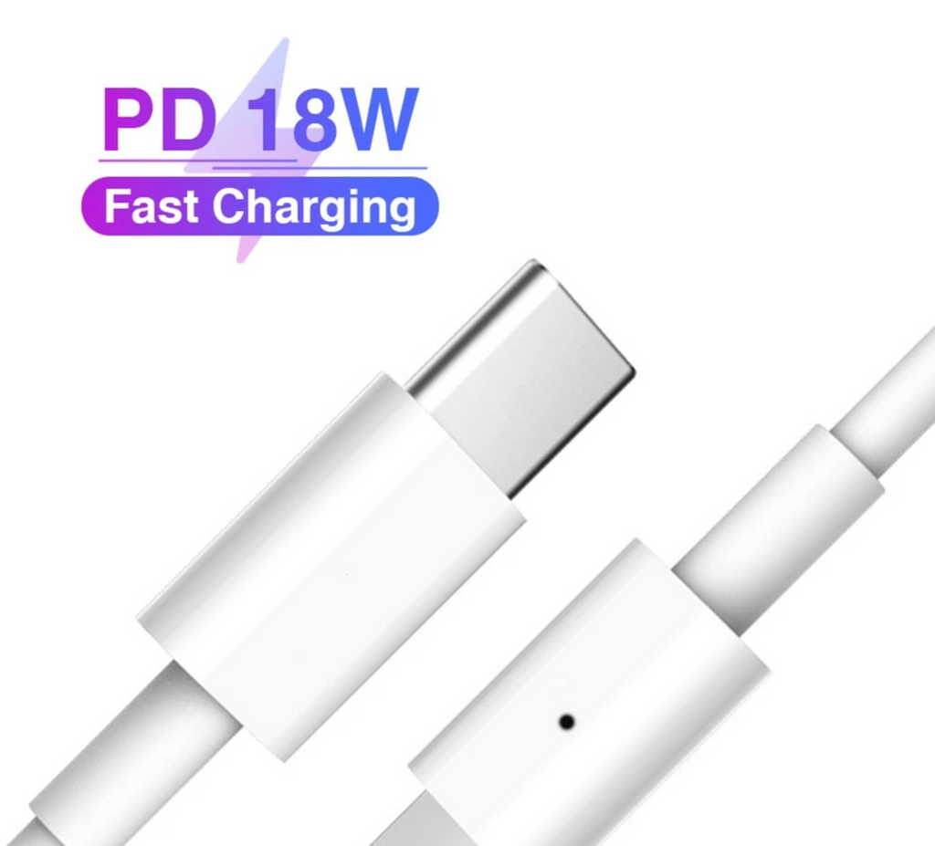 Samsung 18W PD Fast Charging Cable | USB-C to USB-C