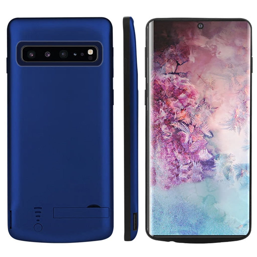 Samsung Galaxy S10 5G Battery Case (6500 mAh) - Plus Battery Cases