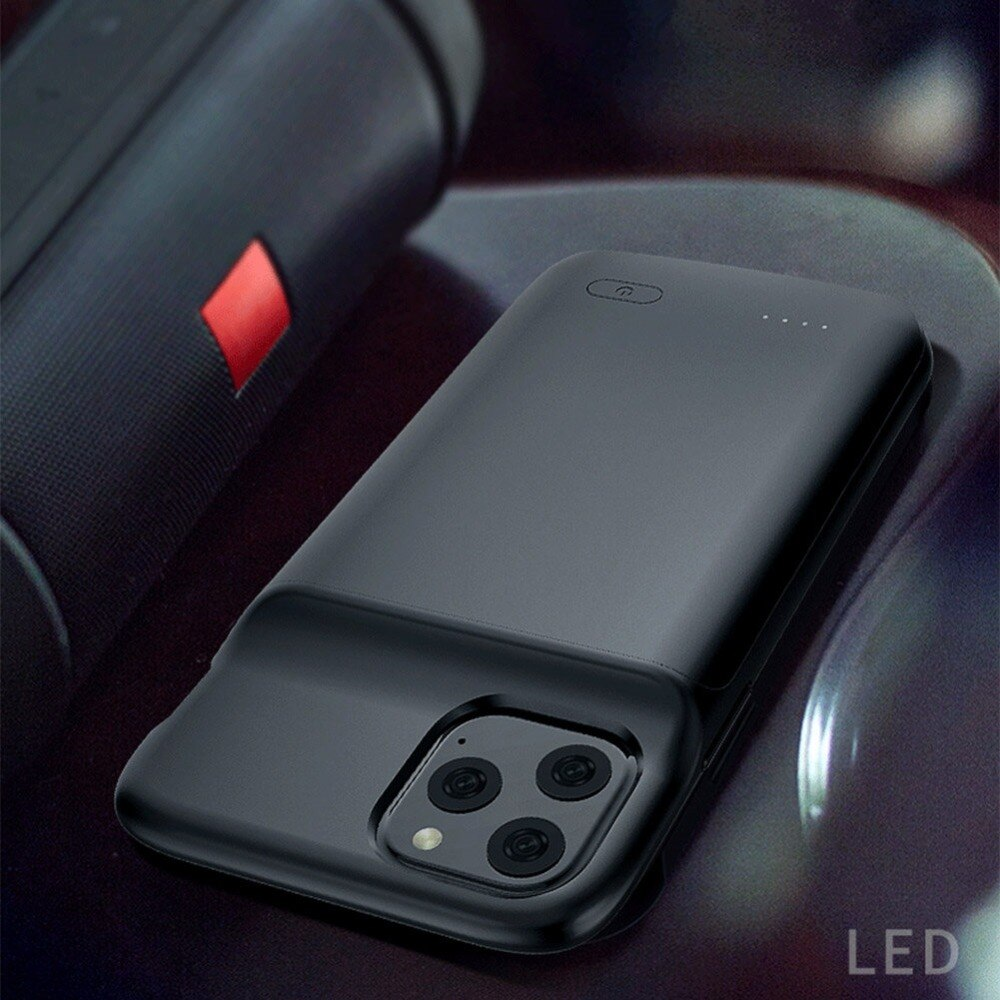 iPhone 11 Pro Battery Case (4800 mAh) - Plus Battery Cases