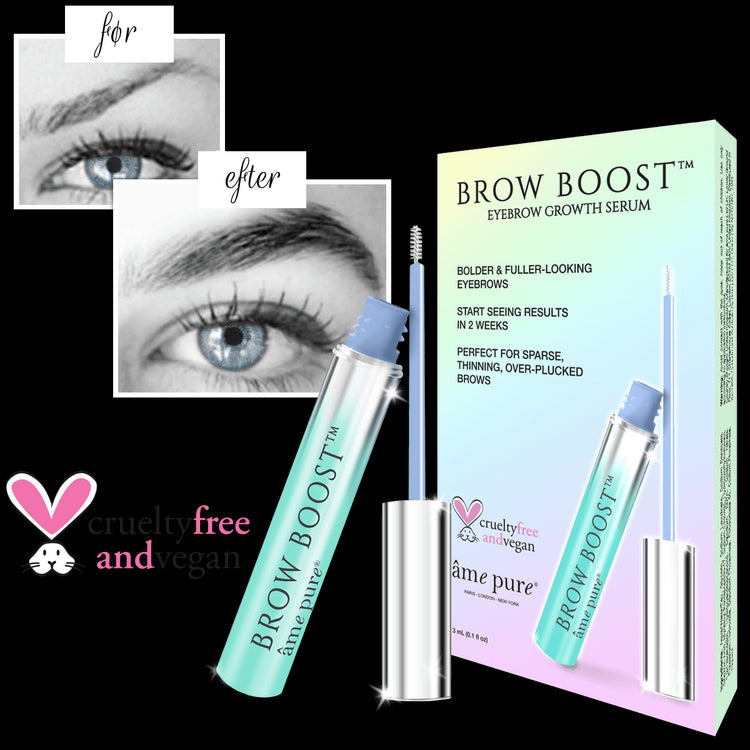 Brow Boost™ | Øjenbrynsserum