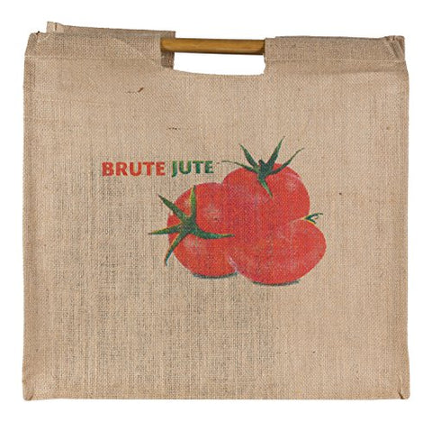 Brute Jute Eco-friendly Bamboo Handle Mutli-purpose Bag