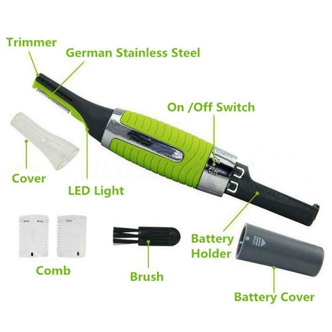 All in One Personal Hair Trimmer