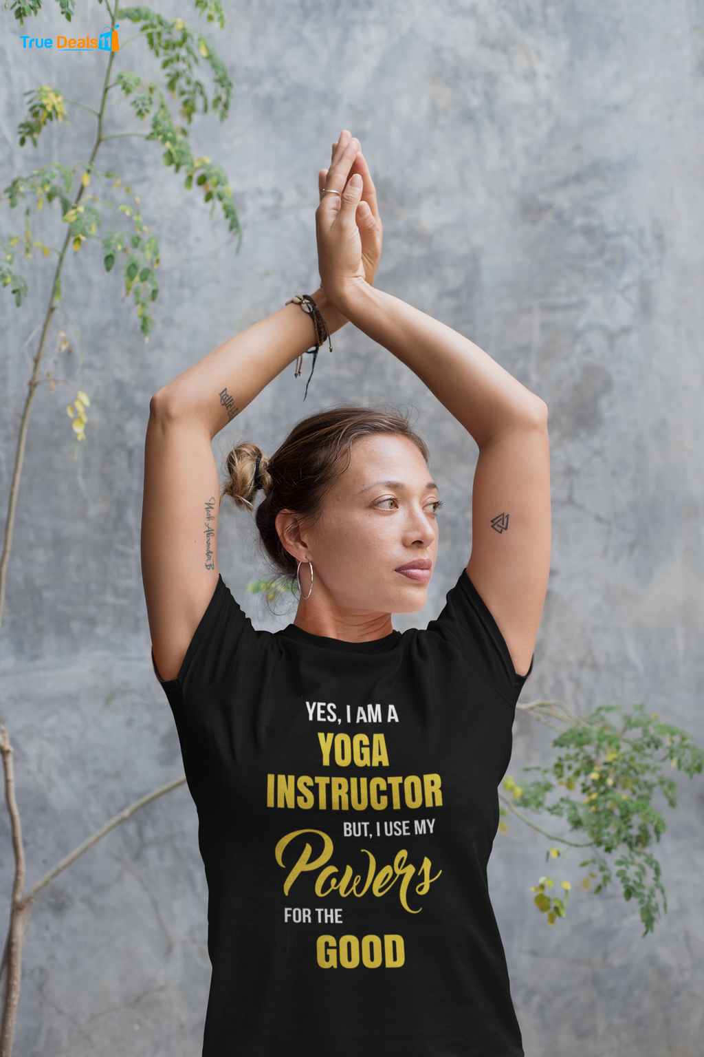 Yes I am Yoga Instructor