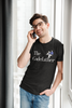 THE CODEFATHER BLACK T-SHIRT FOR MEN