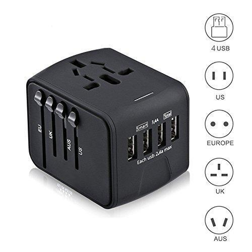 [Limited Offer] 3pcs All-in-one International Power Adapter