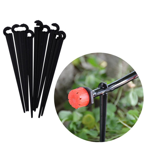 50 Fixed stems for 4/7 Drip Irrigation Water Hose