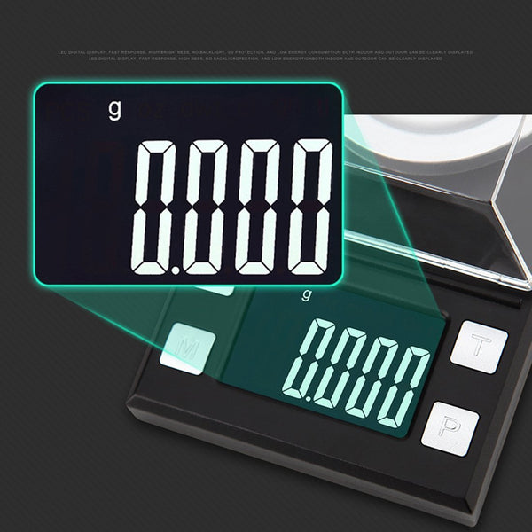 50g/0.001g High Precision Electronic Jewerly  Scale