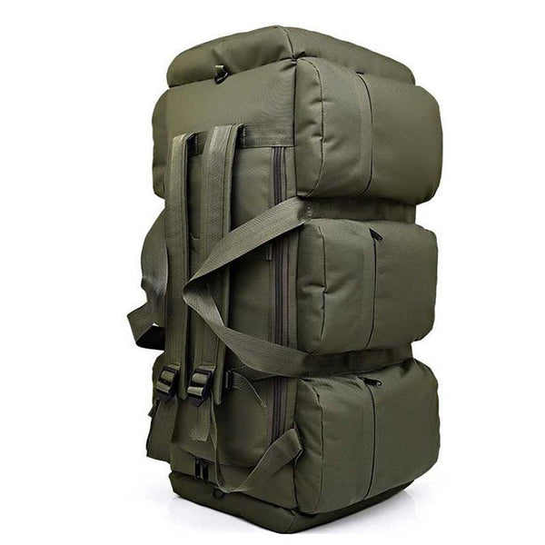 Tactical climbing bag