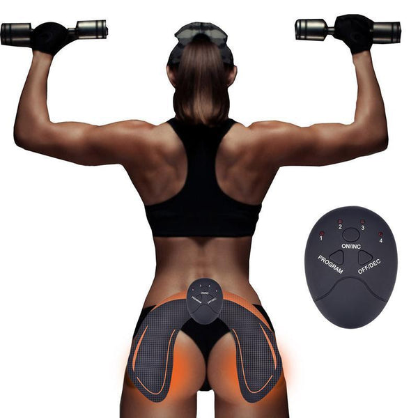 MUSCLEMAX BUTTOCKS INTELLIGENT TRAINER - 2 PCS