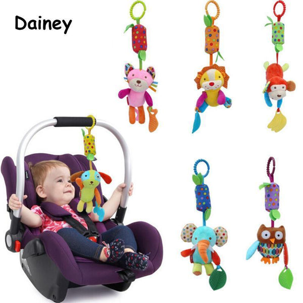 Zoo Pendants for strollers.