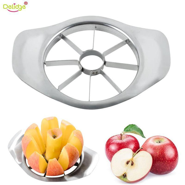 Multi-Function Apple Cutter Stainless Steel Pear Apple Fruit Onion