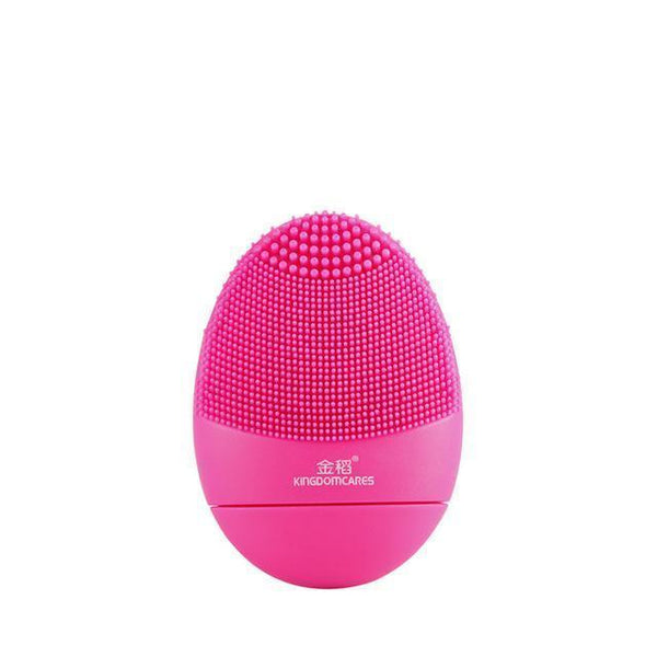 Mini Electric Facial Cleansing Massage Brush