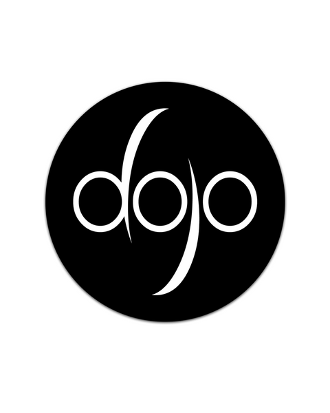 Dojo Vinyl Sticker (NEW!)