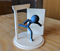 Doors Guy Figurine - Limited Edition