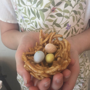 Easy Egg Nests